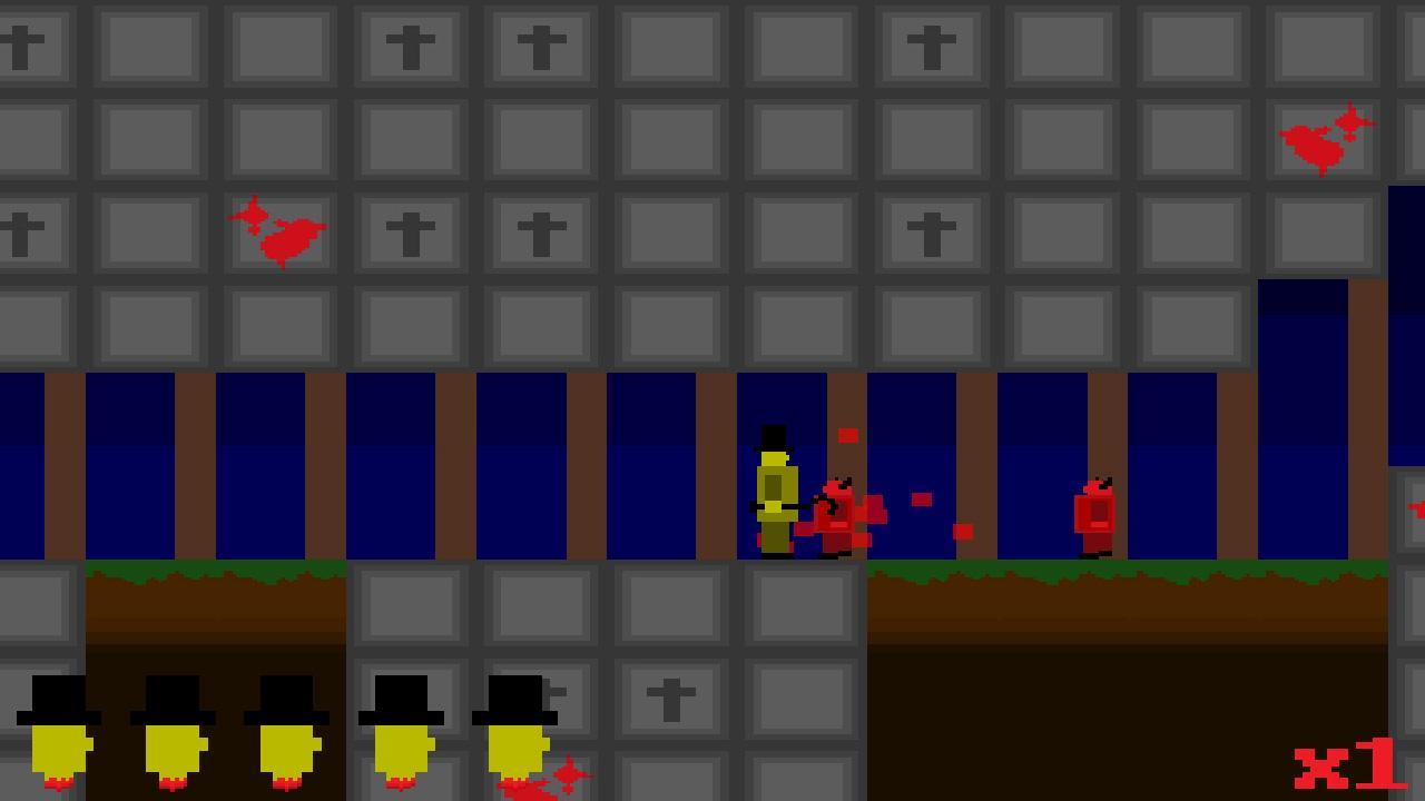 Screenshot of Grumpy's Horrible Adventure