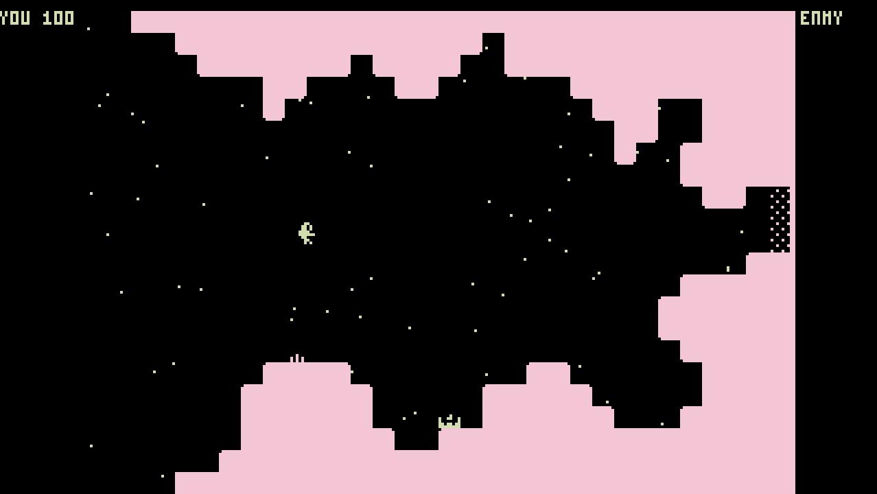 Screenshot of Space Obelisk
