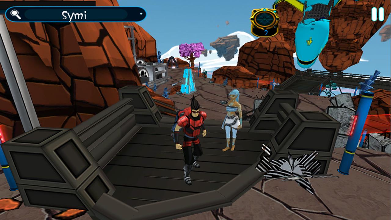 Screenshot of High Flyer Death Defyer