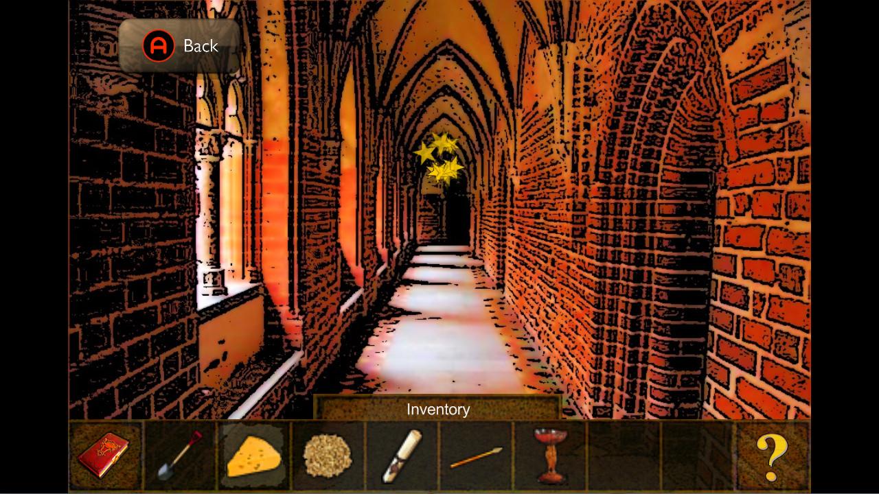 Screenshot of Templars' Sword