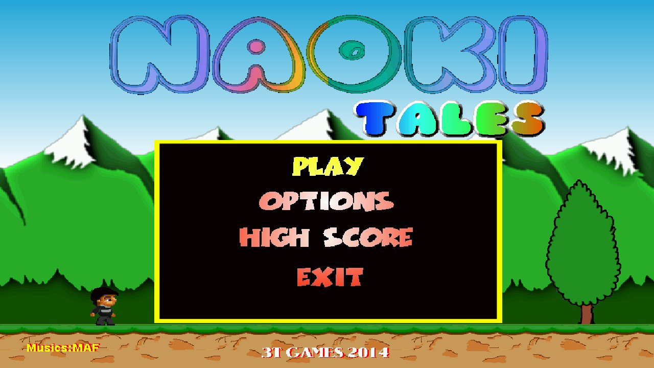 Screenshot of Naoki Tales