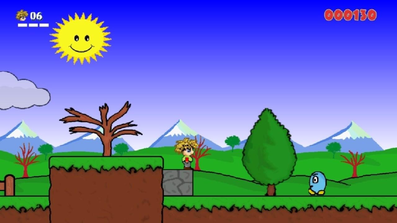 Screenshot of Unreal Land