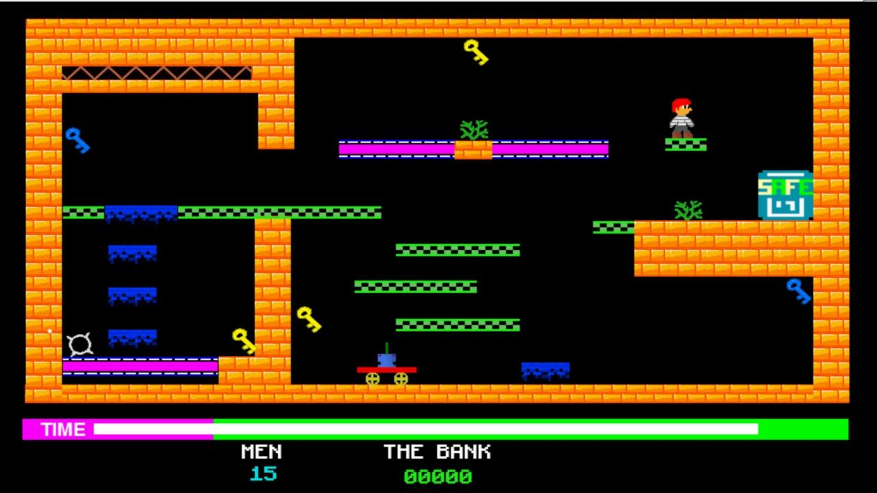 Screenshot of The Blaggers