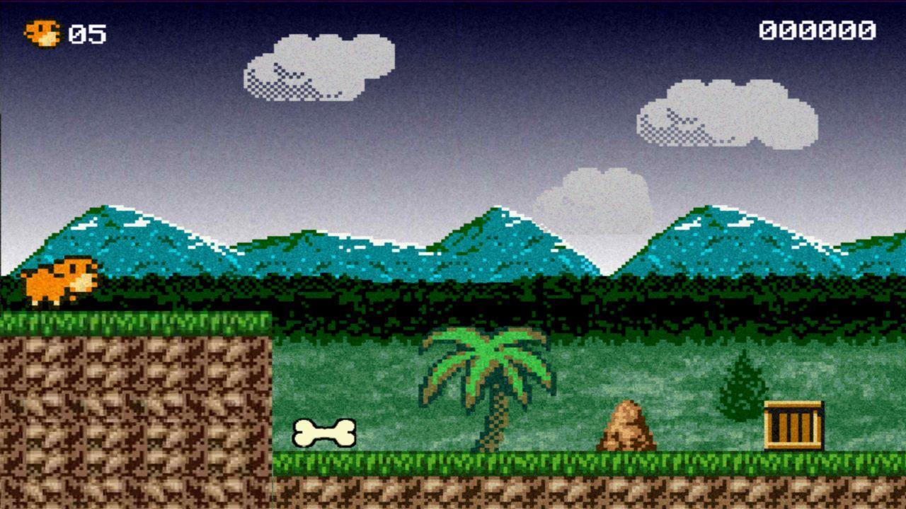 Screenshot of Legend of Max