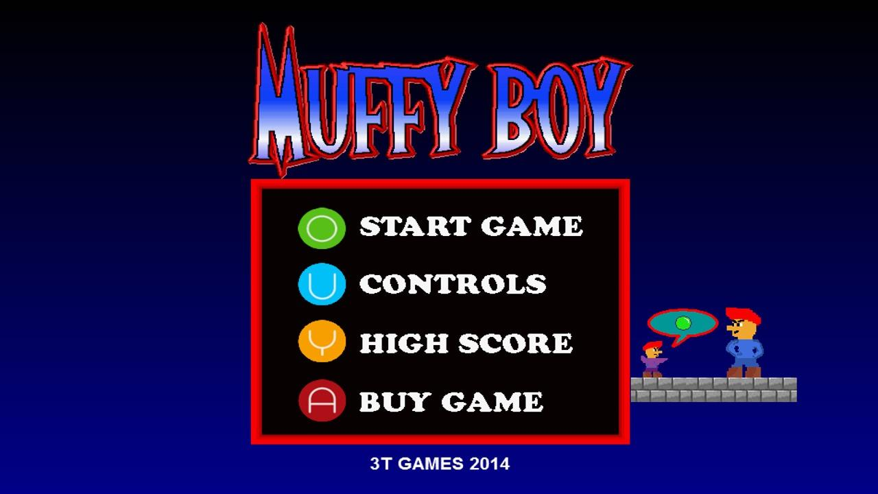 Screenshot of Muffy Boy