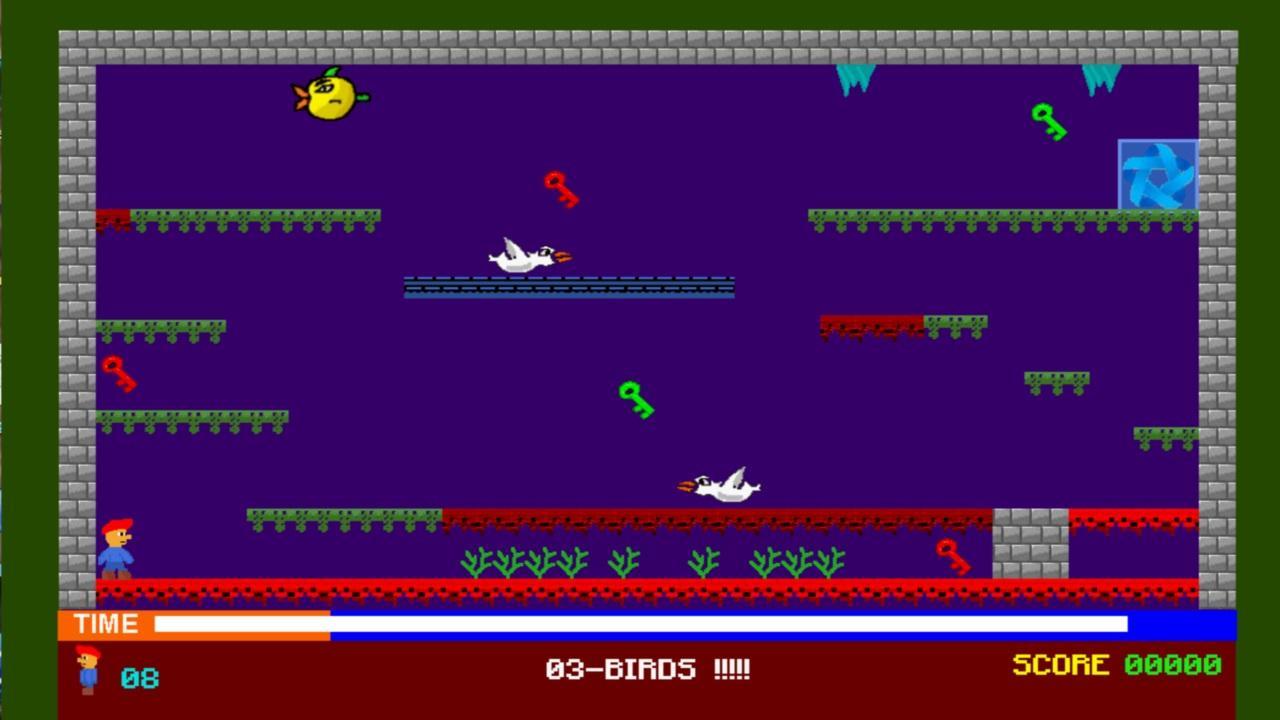 Screenshot of 3T Games Compilation
