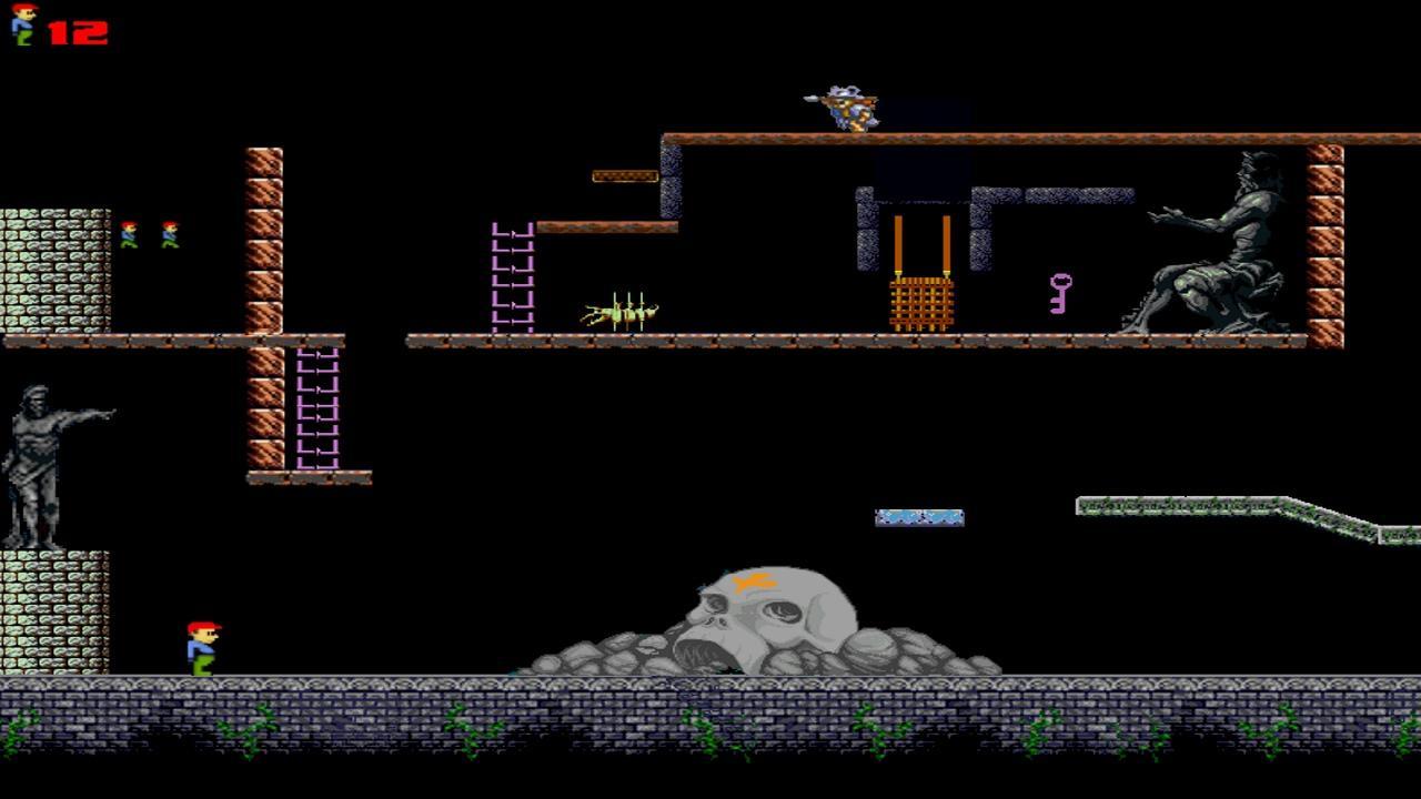Screenshot of Mechanician Alex 2