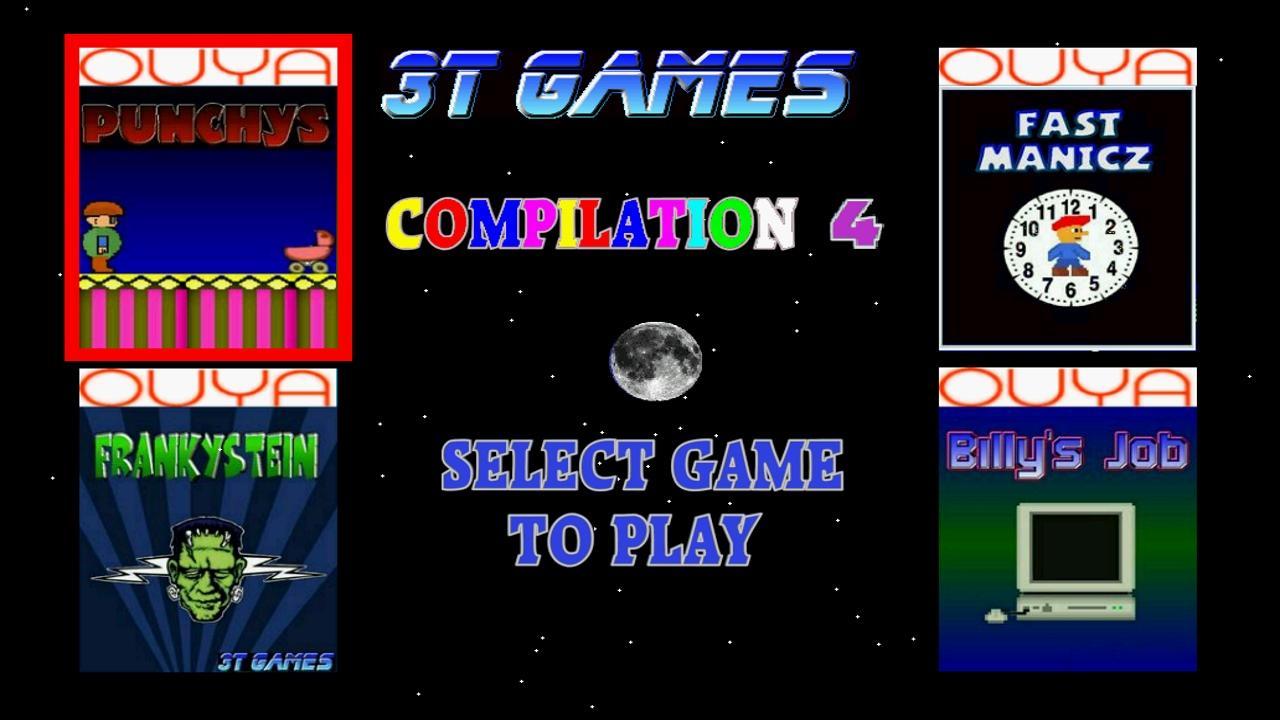 Screenshot of 3T Games Compilation 4