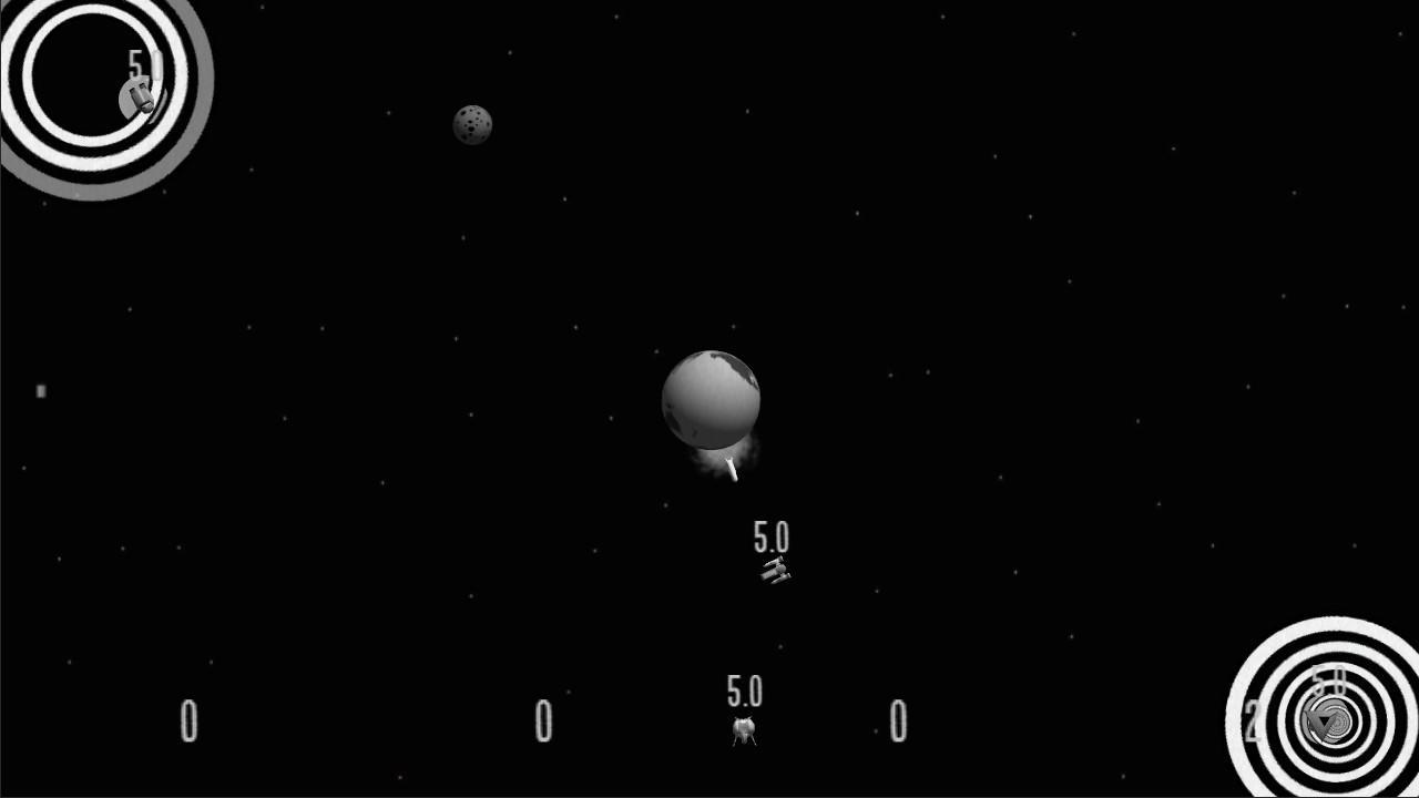 Screenshot of Orbits of Conquest