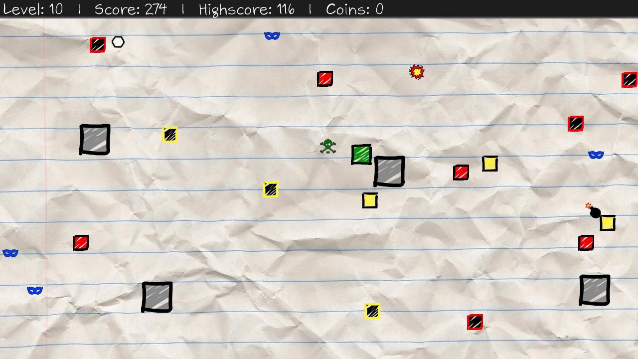 Screenshot of Ultimate Squares