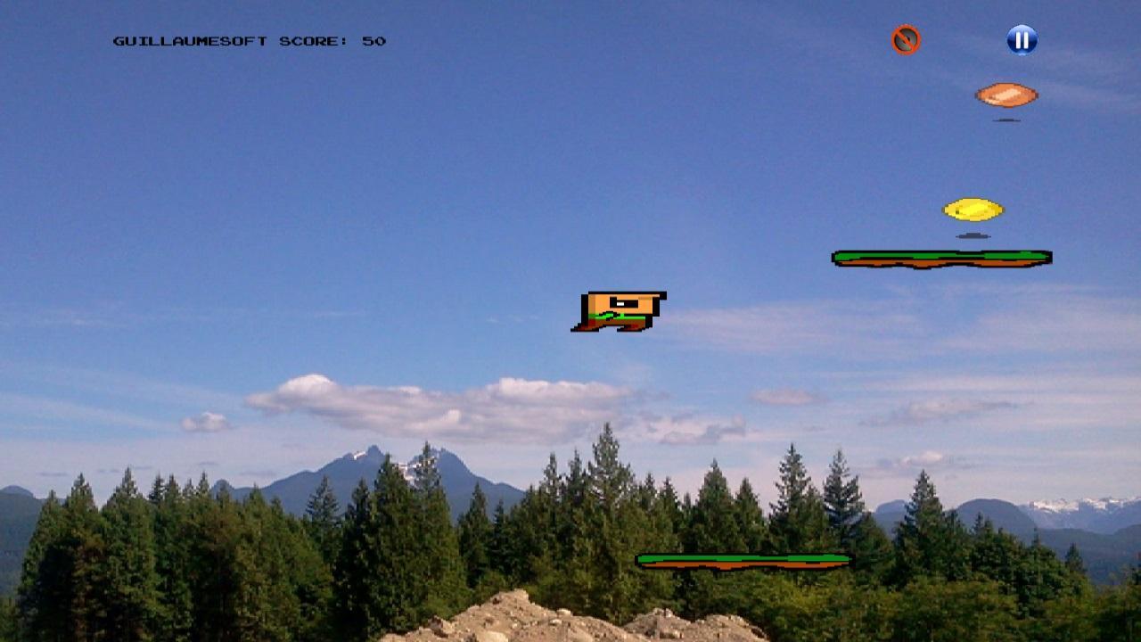 Screenshot of Super Jumper