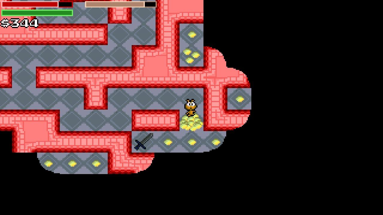 Screenshot of Crypt of Baconthulhu