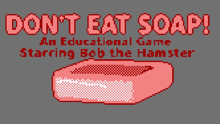 Screenshot of Don't Eat Soap!