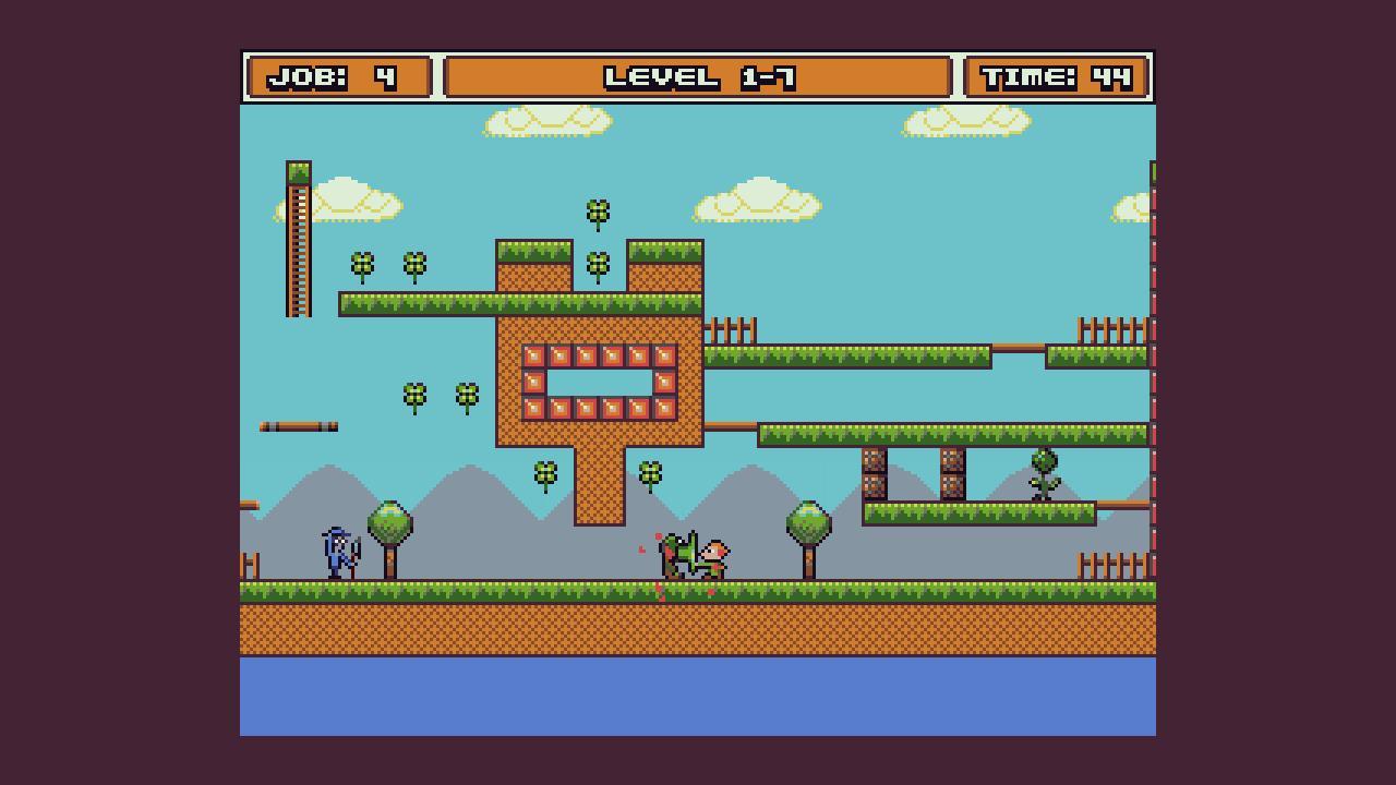 Screenshot of Job the Leprechaun