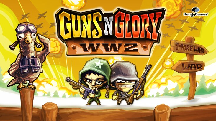 Screenshot of ../game/com.hg.gunsandglory2free.htm