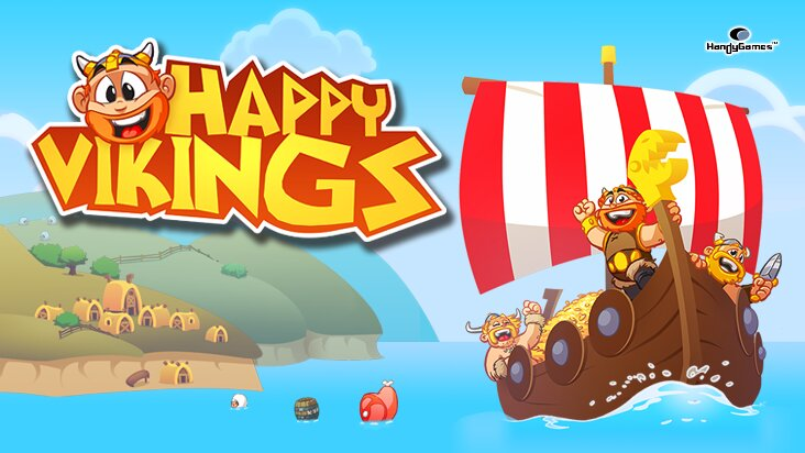 Screenshot of ../game/com.hg.viking.htm