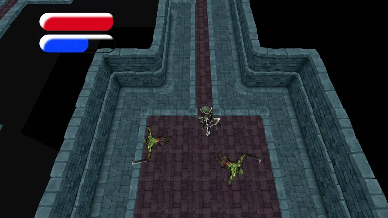 Screenshot of Dungeon Bandits