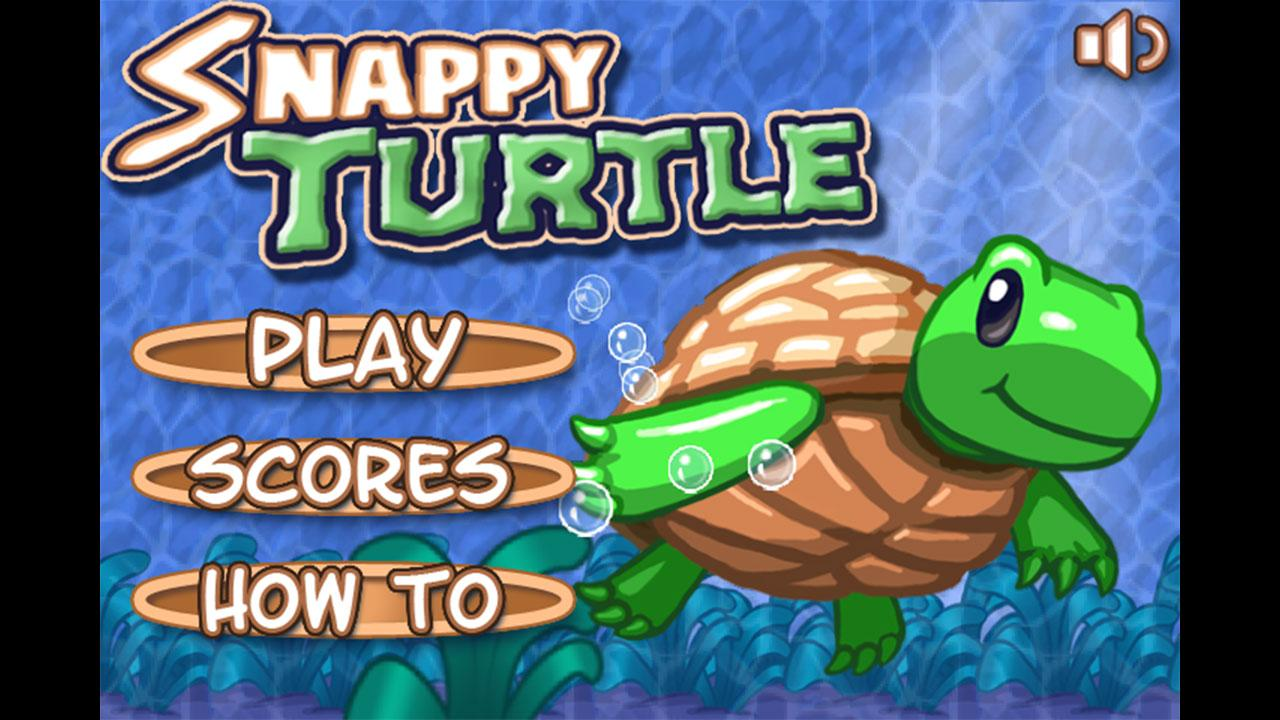 Screenshot of Snappy Turtle
