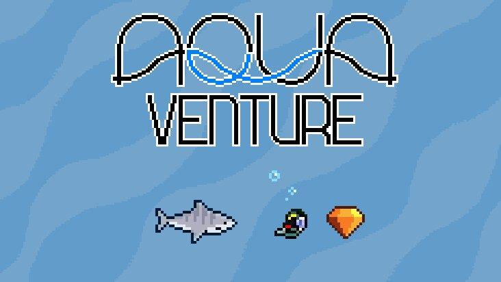 Screenshot of ../game/com.ianprice.aquaventure.htm