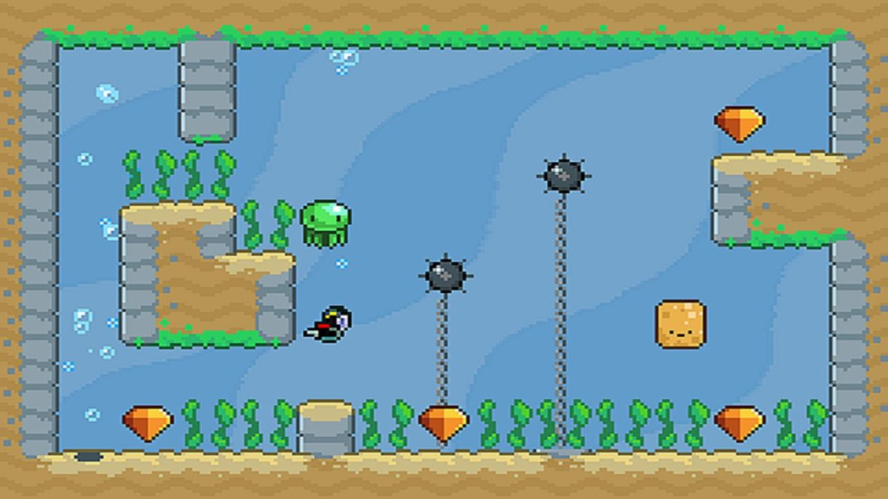 Screenshot of AquaVenture - OUYA Edition