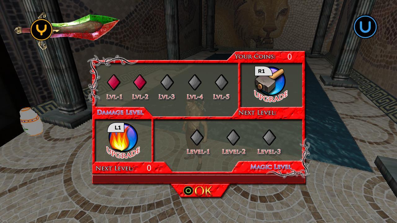 Screenshot of MartyrX