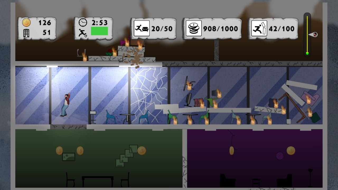 Screenshot of Mega Magnitude