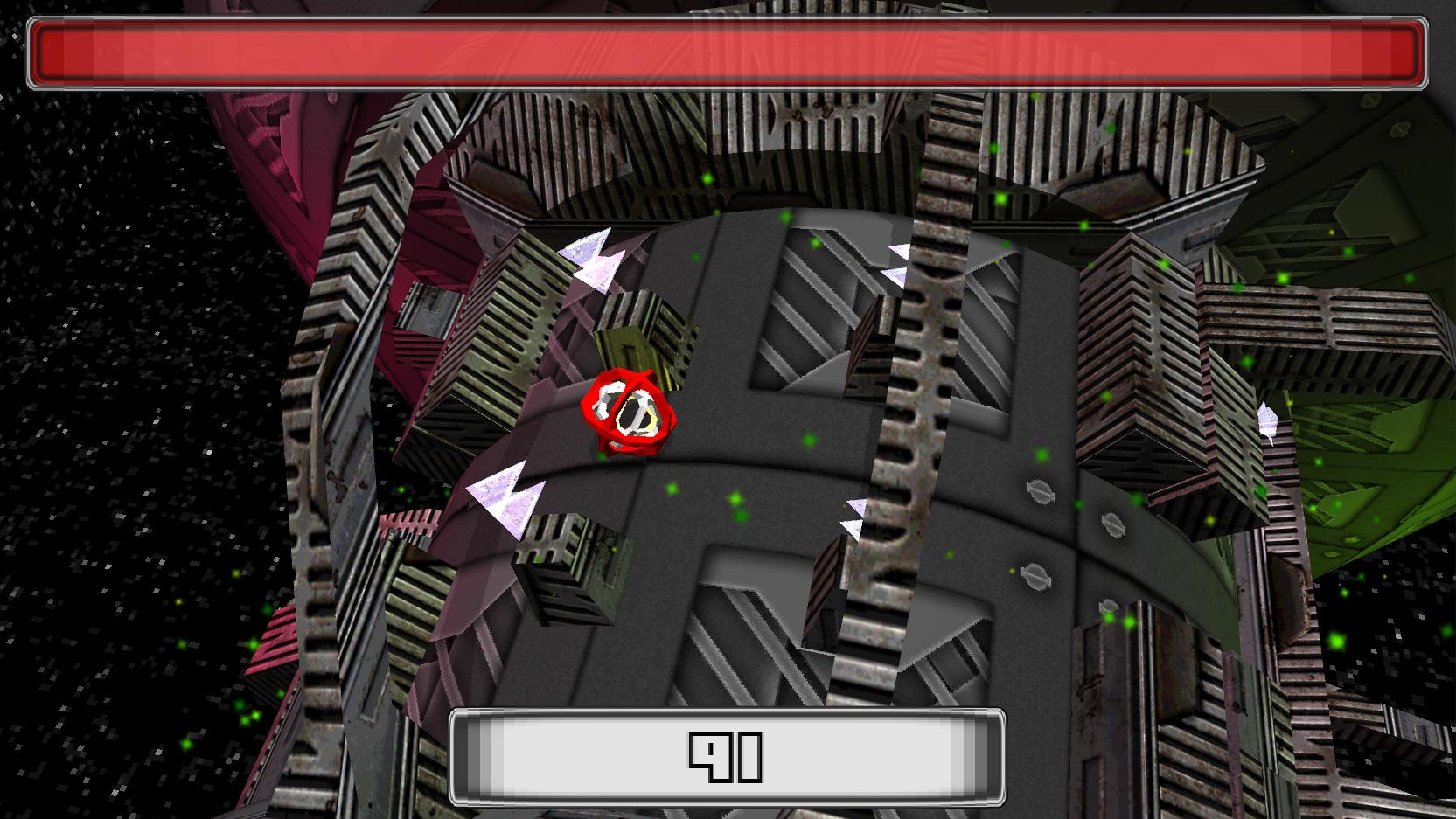 Screenshot of Plexus