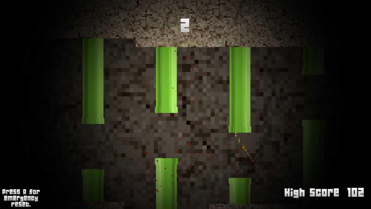 Screenshot of Voxy Bird