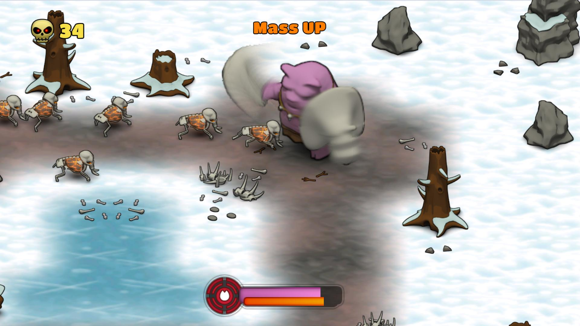 Screenshot of Johnny Scraps: Clash of Dimensions
