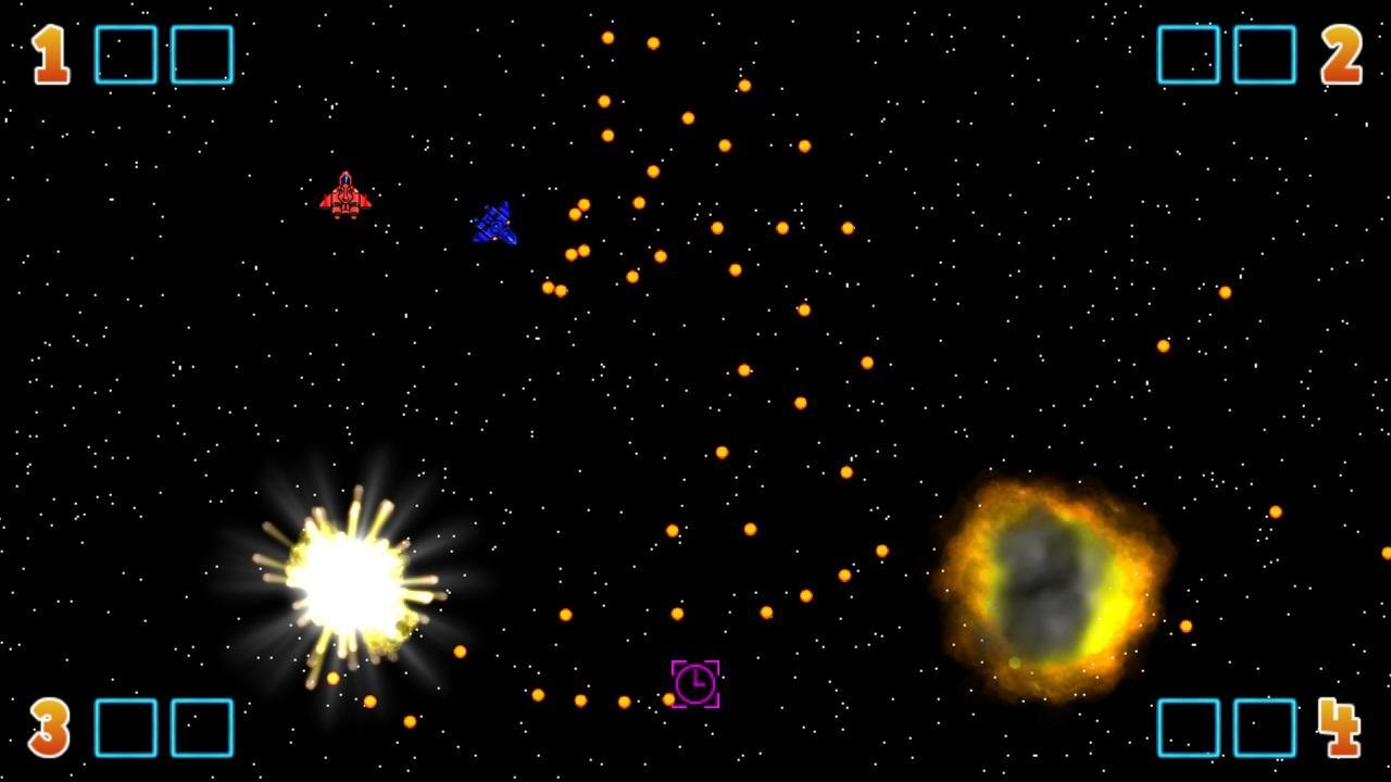Screenshot of Shuttle Shooter