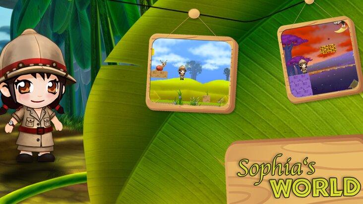 Screenshot of ../game/com.intermediaware.sophiasworld.htm