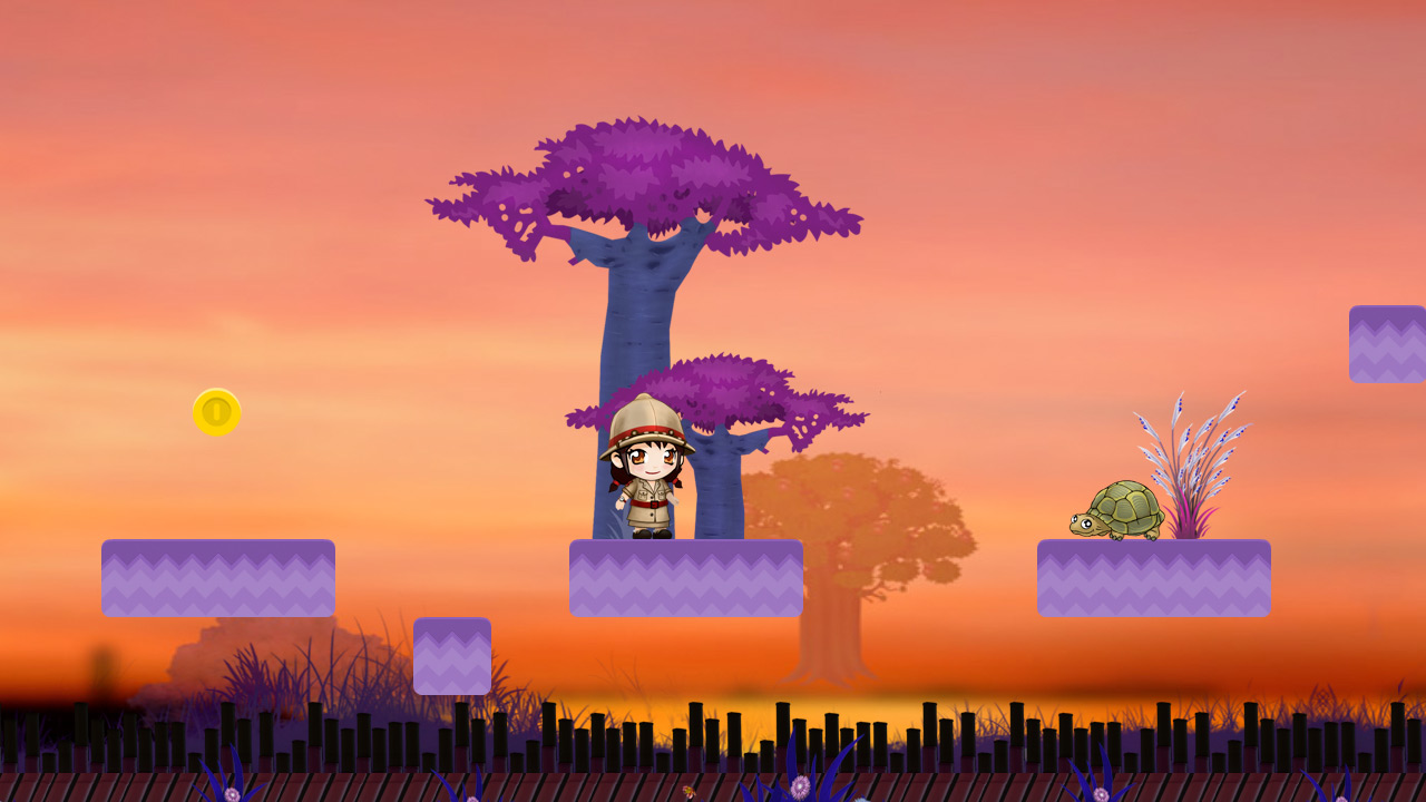 Screenshot of Sophia's World