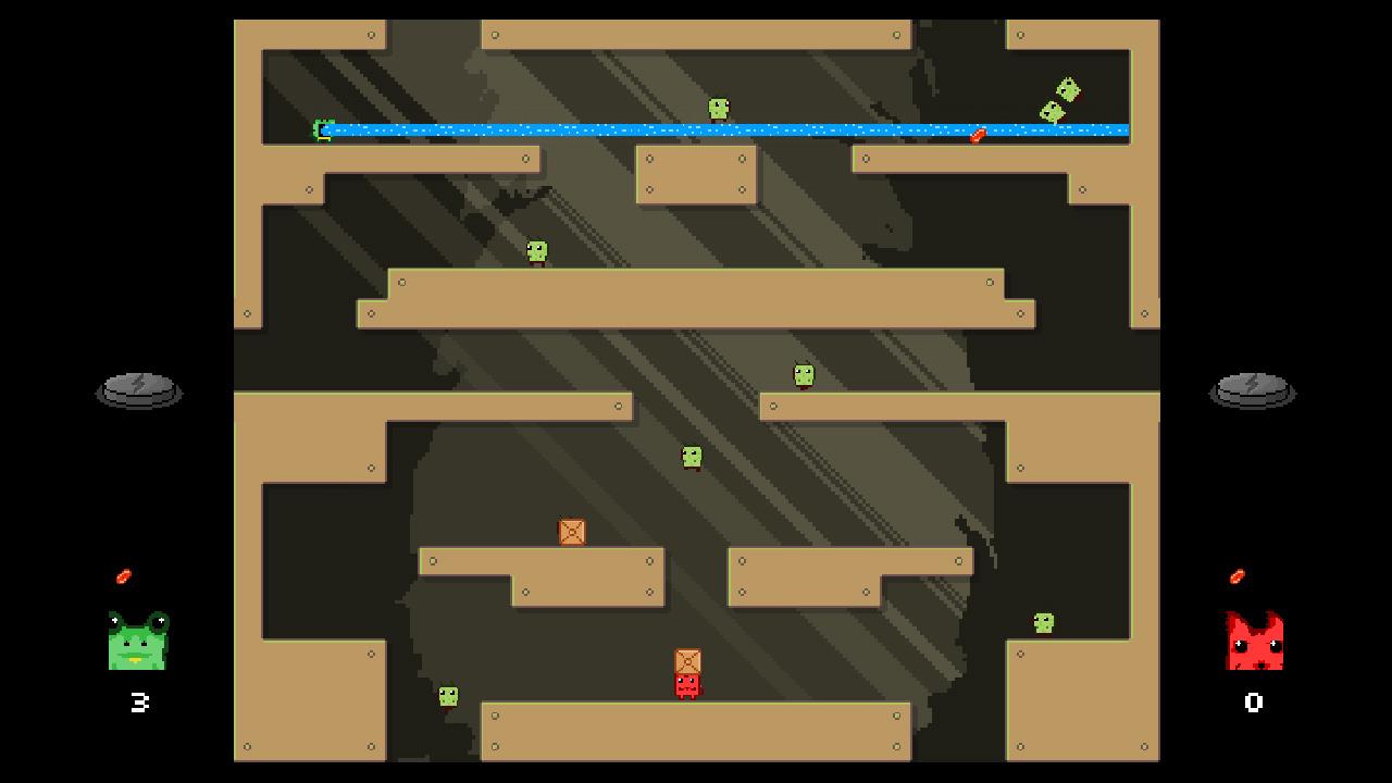 Screenshot of Animalz: Super Squad
