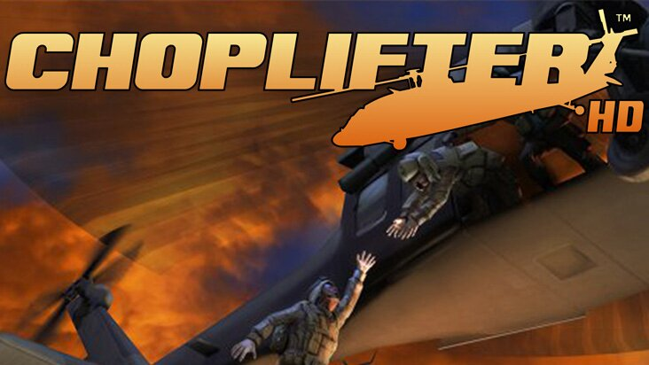 Screenshot of ../game/com.inxile.Choplifter_HD.htm
