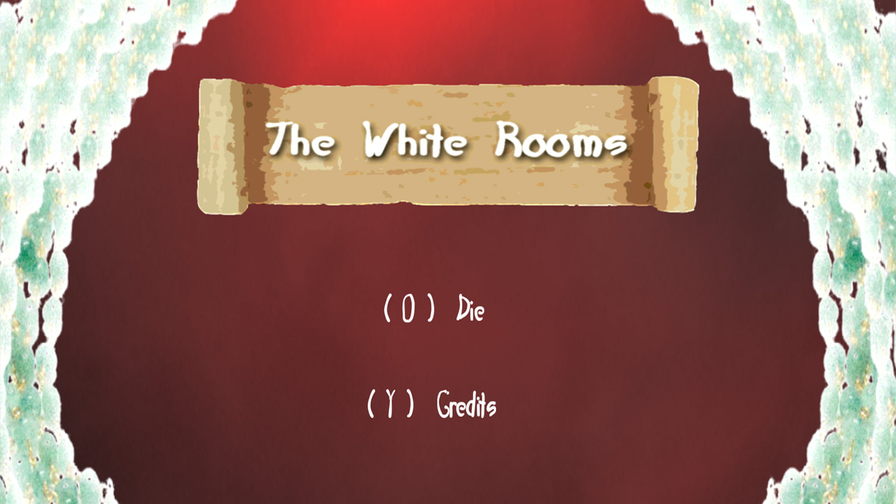 Screenshot of The White Rooms