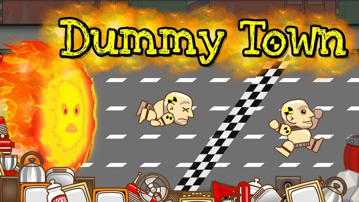 Screenshot of ../game/com.jenots.dummytown.htm