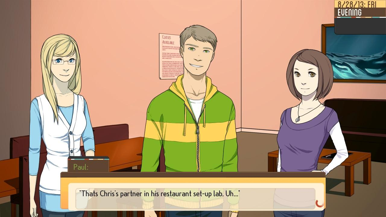Screenshot of Culina: The Spirit of Cooking