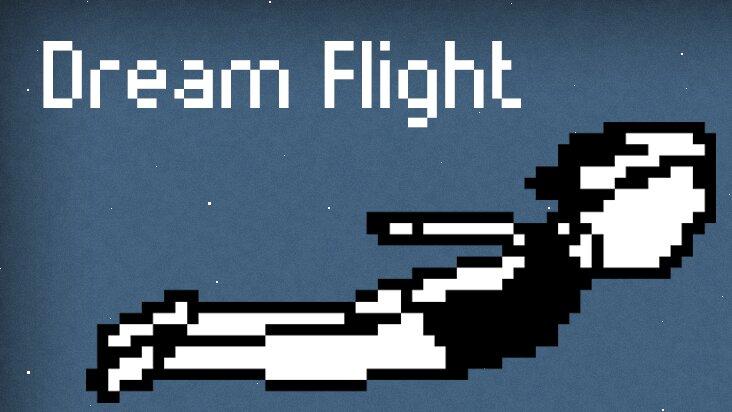 Screenshot of ../game/com.jqsoftware.dreamflight.htm