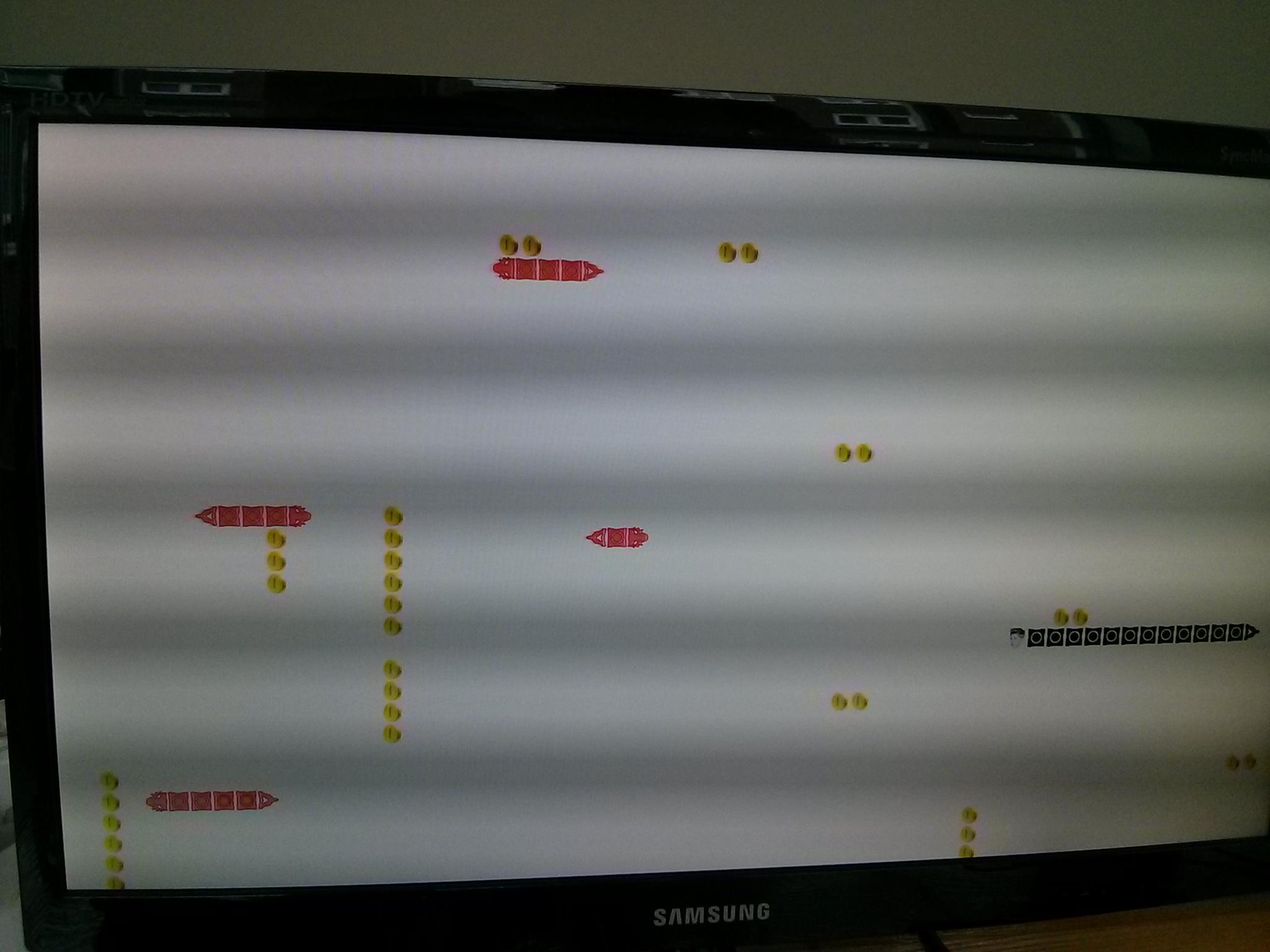 Screenshot of Mega Snake Coin DESTROYER
