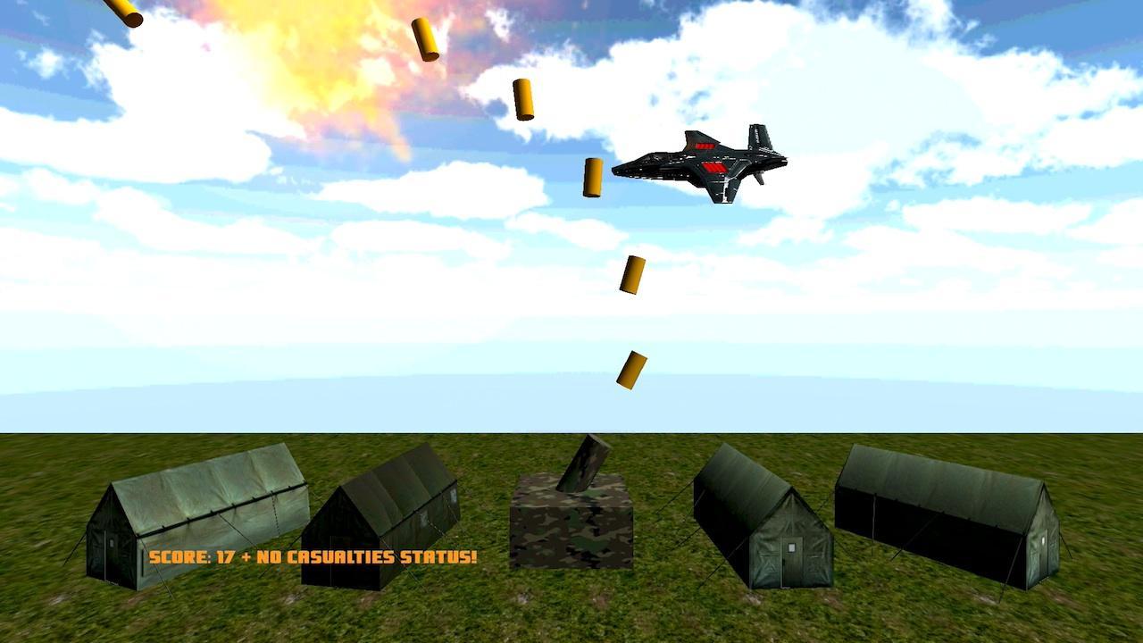 Screenshot of Air Defence