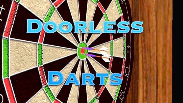 Screenshot of ../game/com.krisattfield.doorlessdarts.htm