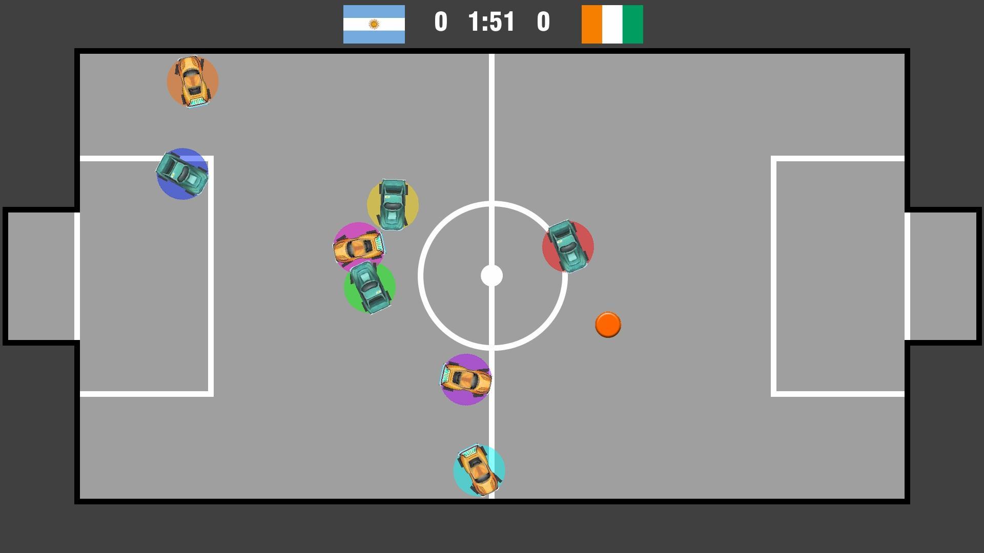 Screenshot of Soc-Car