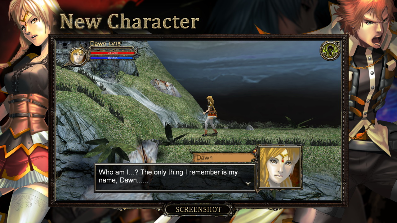 Screenshot of Lemegeton Master Edition