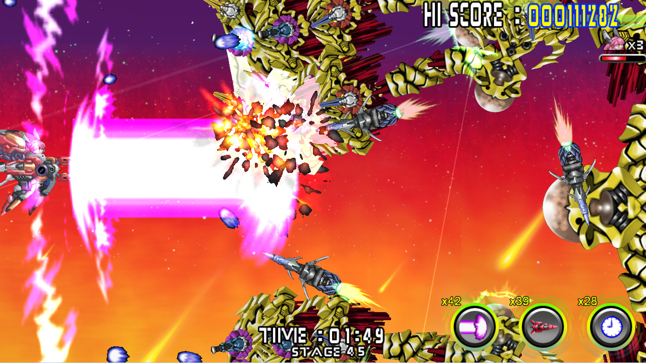Screenshot of EnbornX