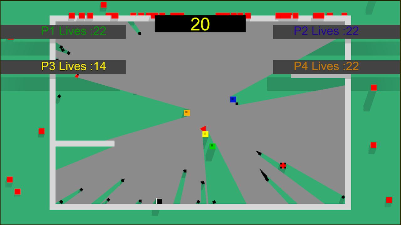 Screenshot of Power UP