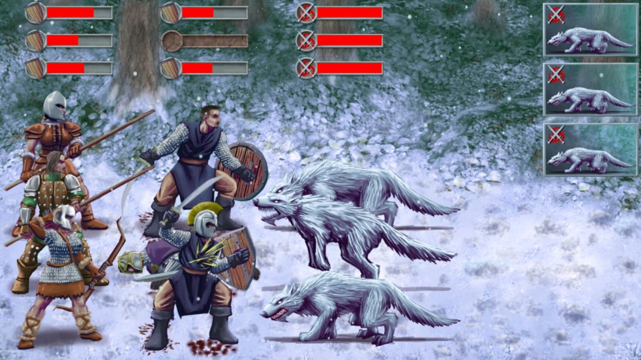 Screenshot of Tales of Illyria