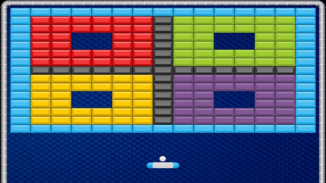 Screenshot of Brick Breaker Premium 3