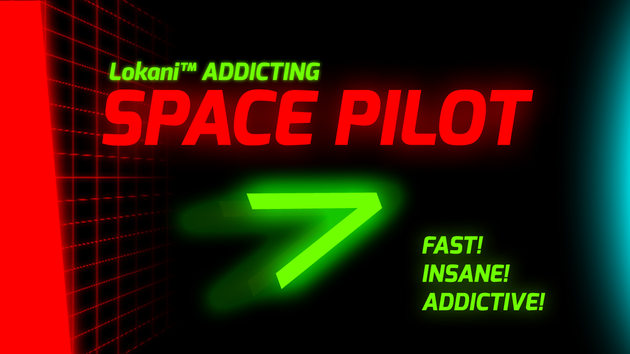 Screenshot of Addicting Space Pilot by Lokani