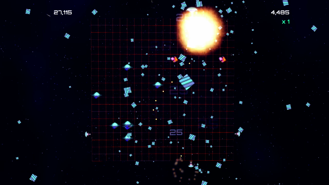 Screenshot of Gridlock