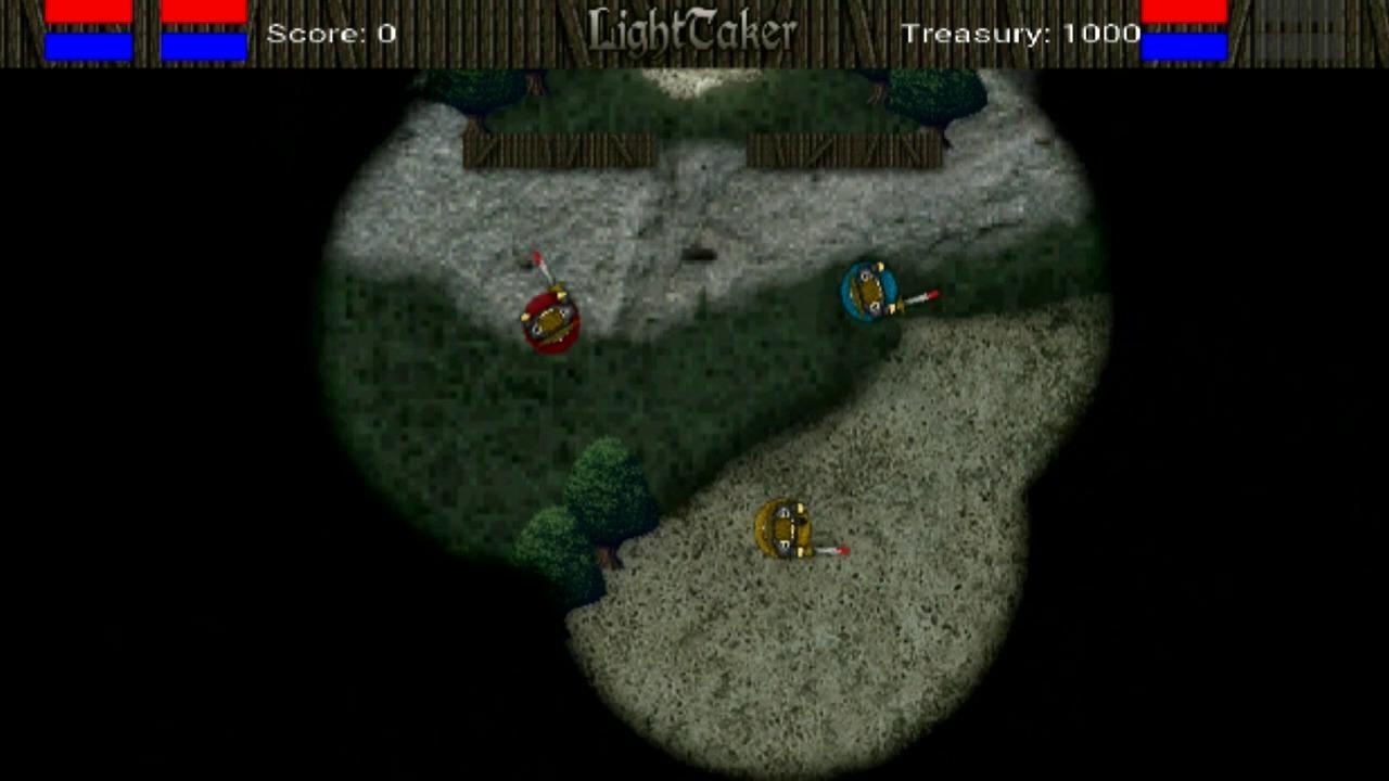 Screenshot of Lighttaker